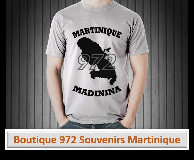 972 Souvenirs Martinique