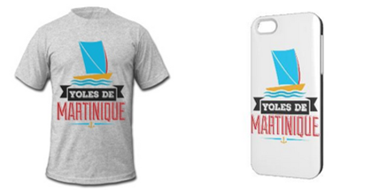 T-shirt Tour des Yoles Martinique