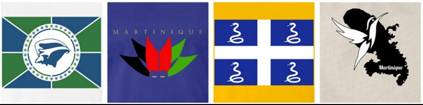 Acheter drapeau martinique designs t shirt