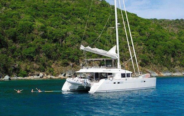 Activité nautique Martinique