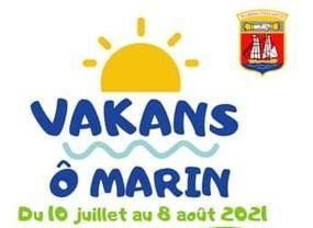 Activites sportives et culturelles le marin 1007 au 80821