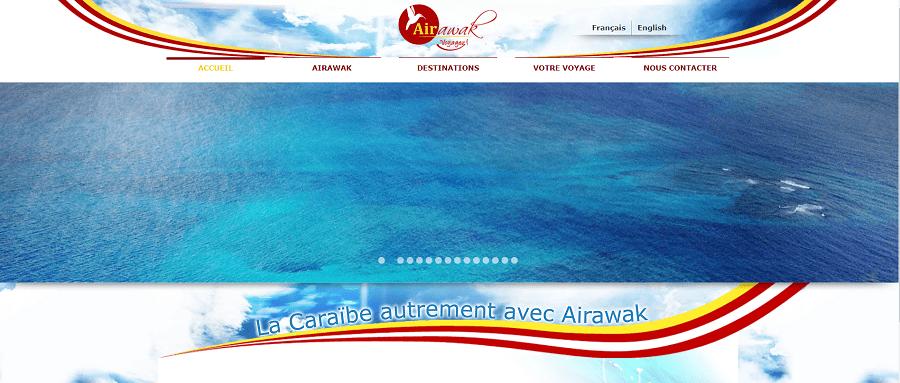 Airawak vol prive martinique 1