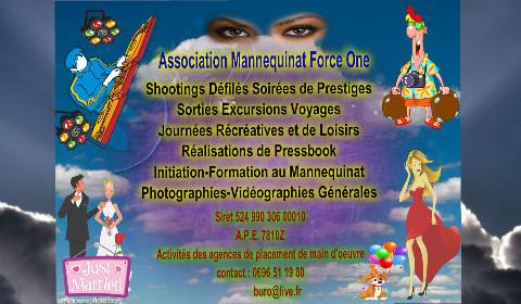 Association Mannequinat Force One