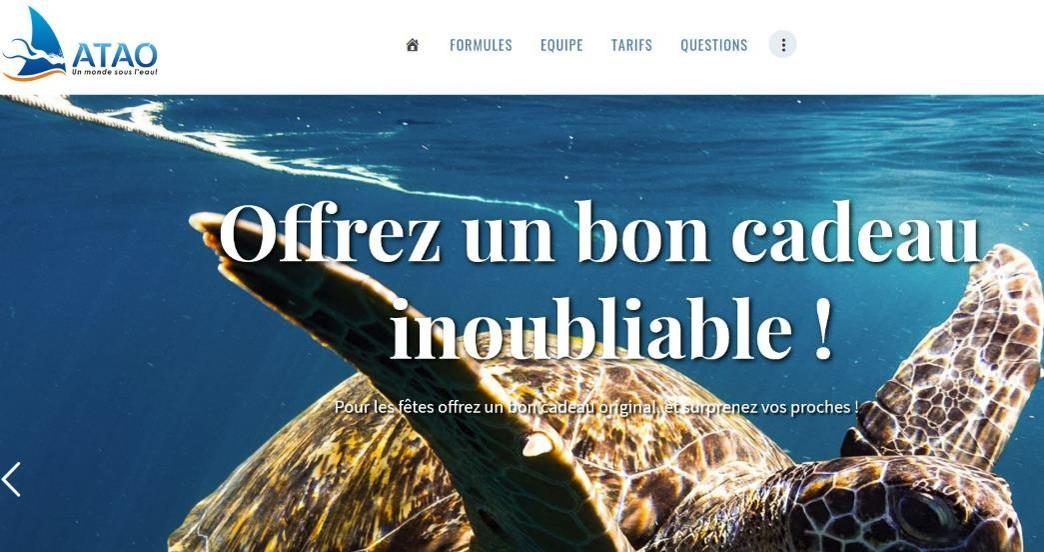 ATAO Plongée Martinique - Excursion plongée en catamaran