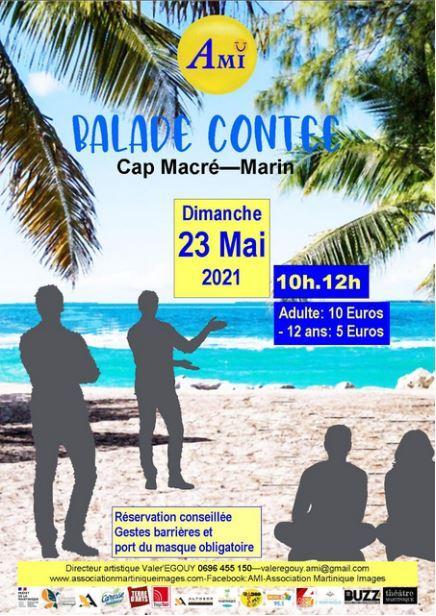 Balade contee ami martinique 23 05 2021