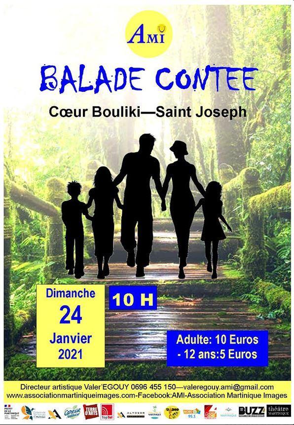 Balade contee ami martinique 24 01 2021
