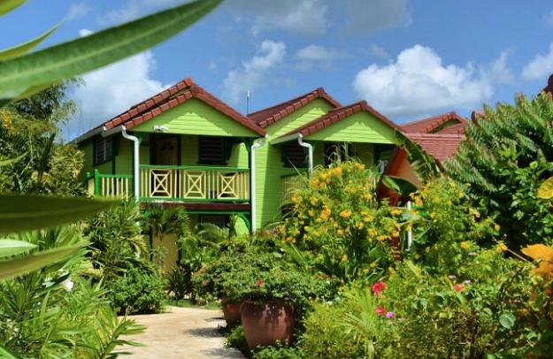 Bambou Hôtel Trois-Îlets Martinique