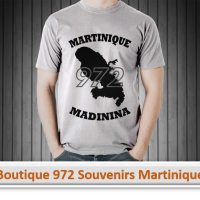 Boutique 972 souvenirs martinique