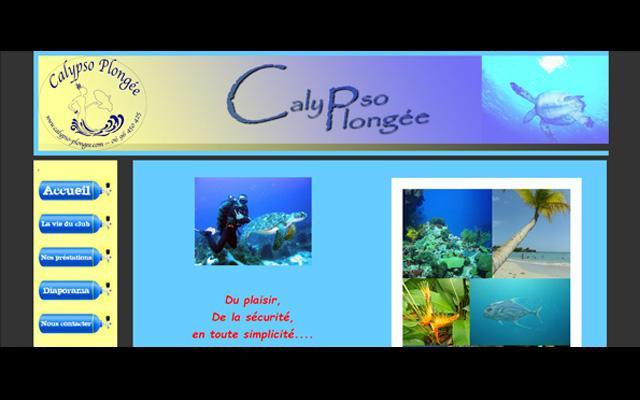 Calypso Plongée - Trois-Îlets - Martinique