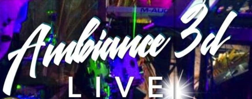 Capture ambiance 3d live