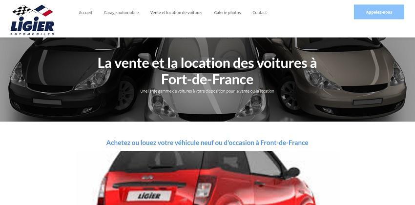location voiture sans permis Martinique - Caraïb Auto Distribution