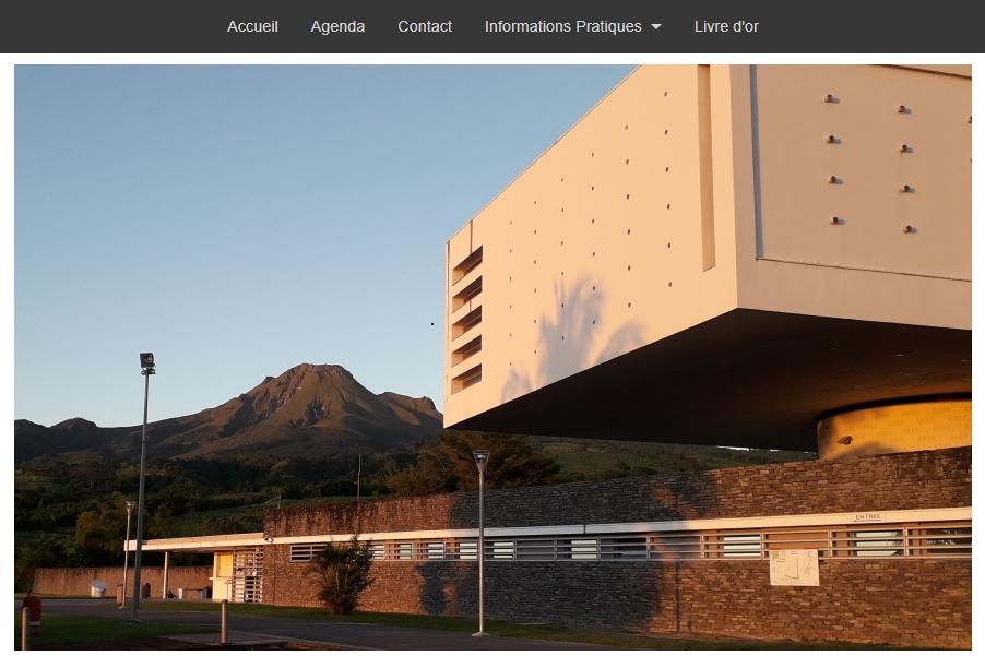 Le Centre de Découverte des Sciences de la Terre en Martinique