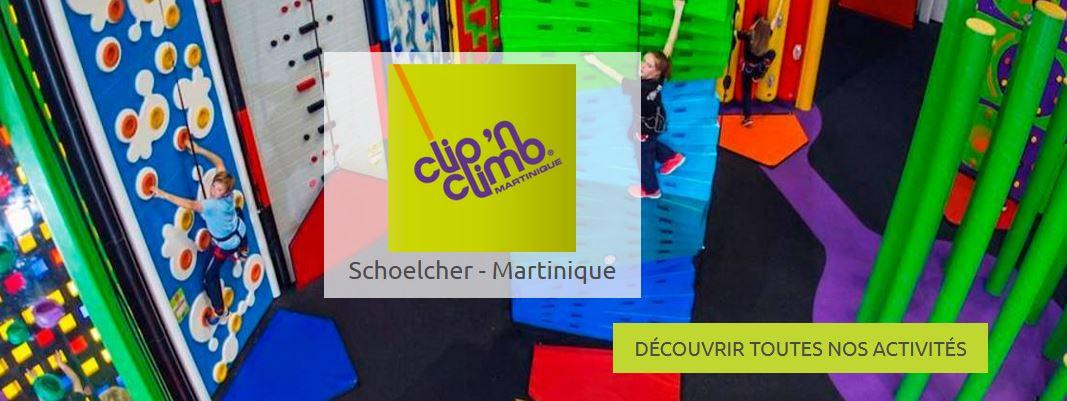 Clip n climb martinique escalade indoor