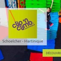 Clip n climb martinique escalade indoor