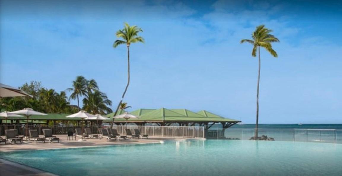 Club Med hôtel des Boucaniers à Sainte-Anne en Martinique