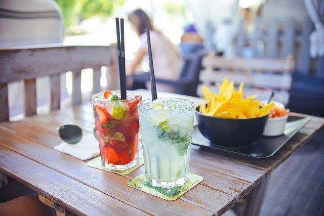 Le restaurant Havana Café aux Trois-Îlets