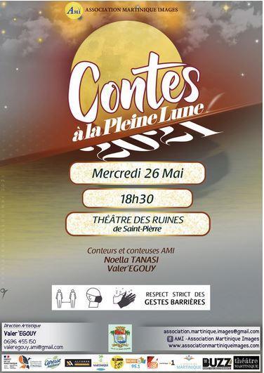 Contes a la pleine lune ami martinique 26 05 2021