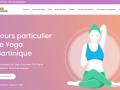 Cours de yoga martinique avec yogasita