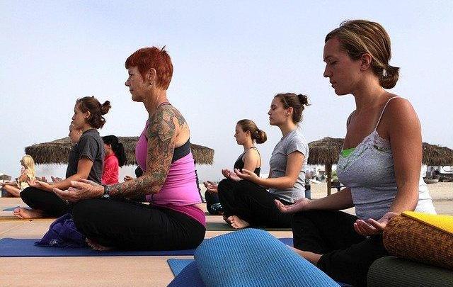 Cours yoga activite