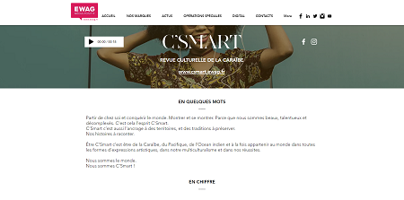 C'Smart - Revue Culturelle Martinique - Journaux et magazines