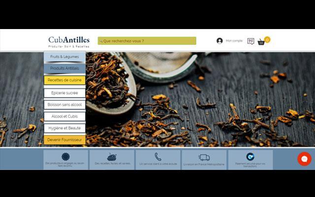 CubAntilles.com, les produits antillais directement chez vous