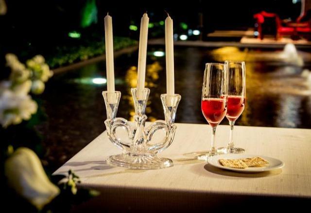 Diner romantique martinique activité