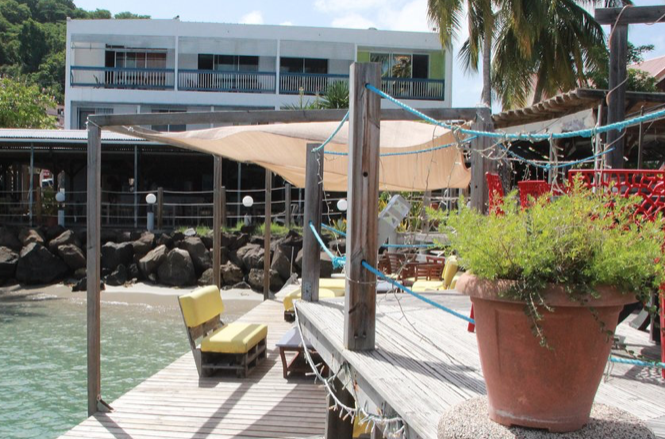 Hôtel La Dunette, Sainte-Anne Martinique