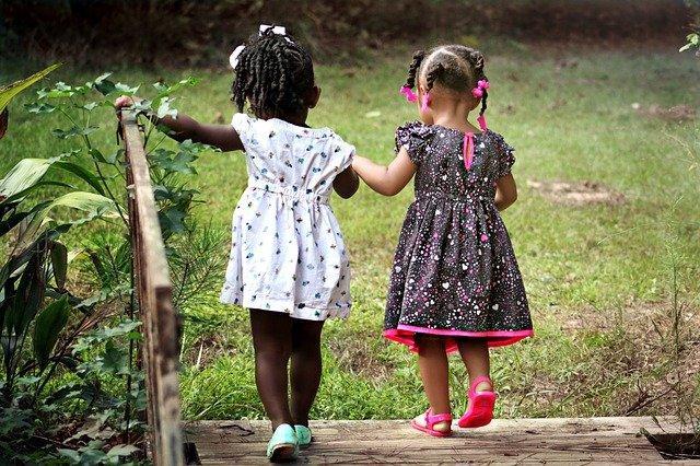Enfants nature