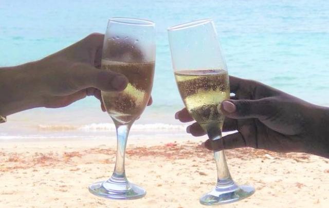 Excursion romantique champagne