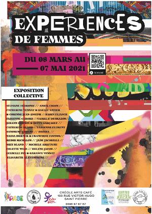 Experiences de femmes 8 mars au 7 mai 2021 saint pierre min
