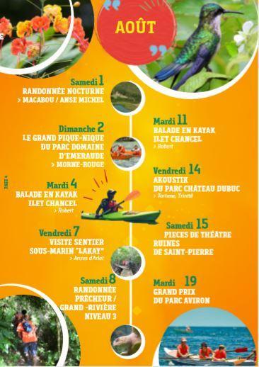 Festival martinique merveille du monde aout2020