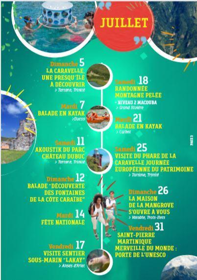 Festival martinique merveille du monde juillet2020