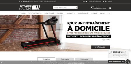 Fitness boutique - Magasins de sport Martinique