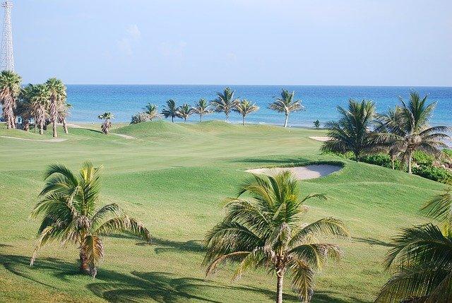 Le Golf aux Trois-Îlets en Martinique