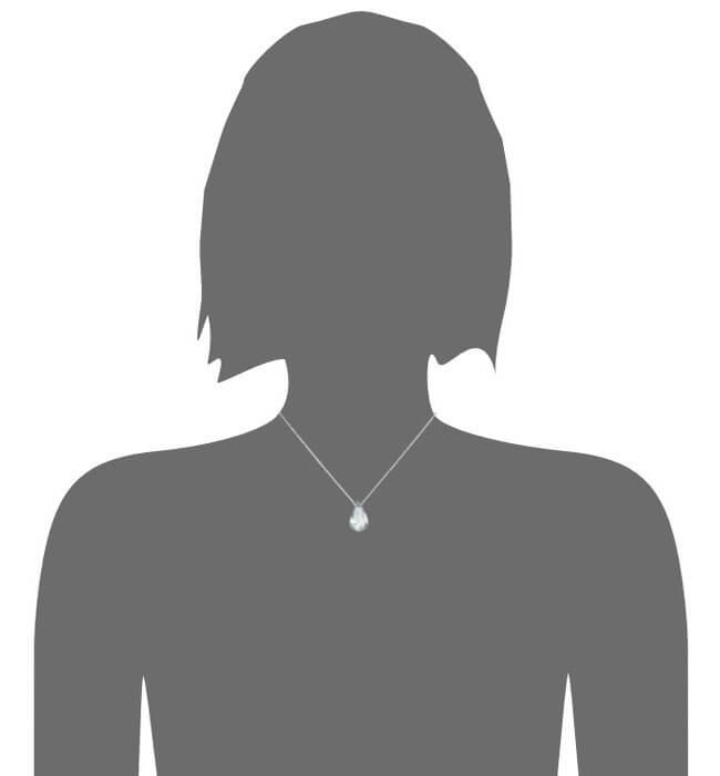 Helix nude pendentif crystal model juliapilot