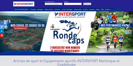 Intersport - Magasins de sport Martinique