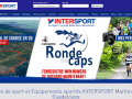 Intersport magasin sport martinique