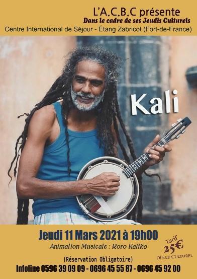 Kali cis martinique 11 mars 2021