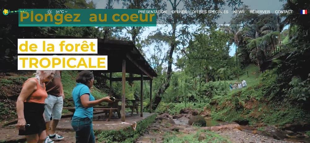 Karambole Tours - Rivière Salée - Martinique