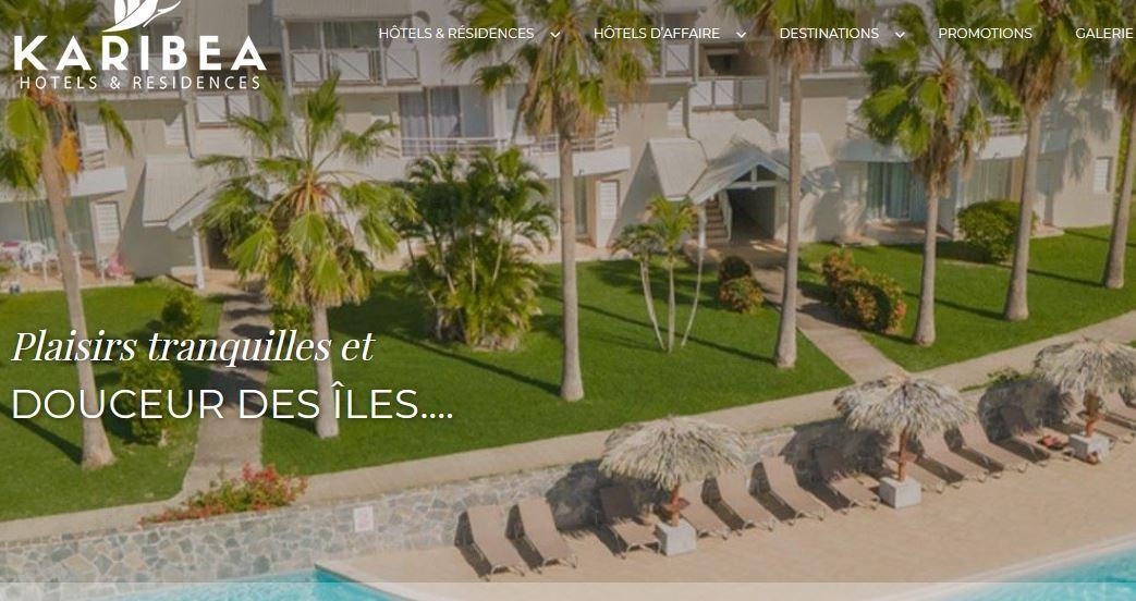 Hôtel Karibea à Sainte-Luce en Martinique