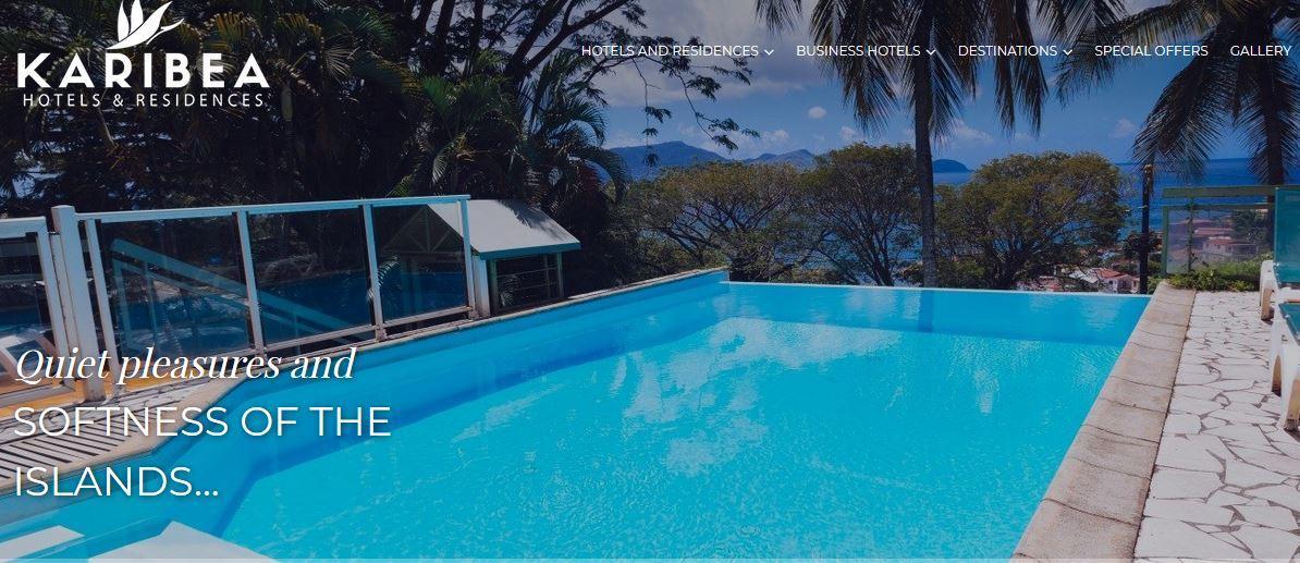 Le Squash Hôtel, Fort-de-France,  Martinique