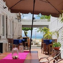 Restaurant La Cour Créole à Sainte-Anne en Martinique