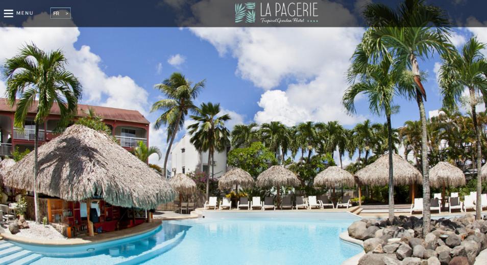 La Pagerie Hôtel - Trois-Îlets - Martinique