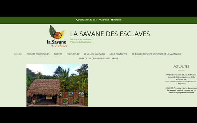 La Savane des Esclaves Musée Les Trois-Îlets Martinique