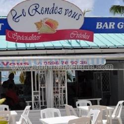 Restaurant Le Rendez-vous à Sainte-Anne en Martinique