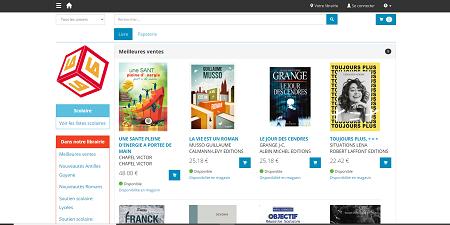 Librairie Antillaise - Librairie Martinique