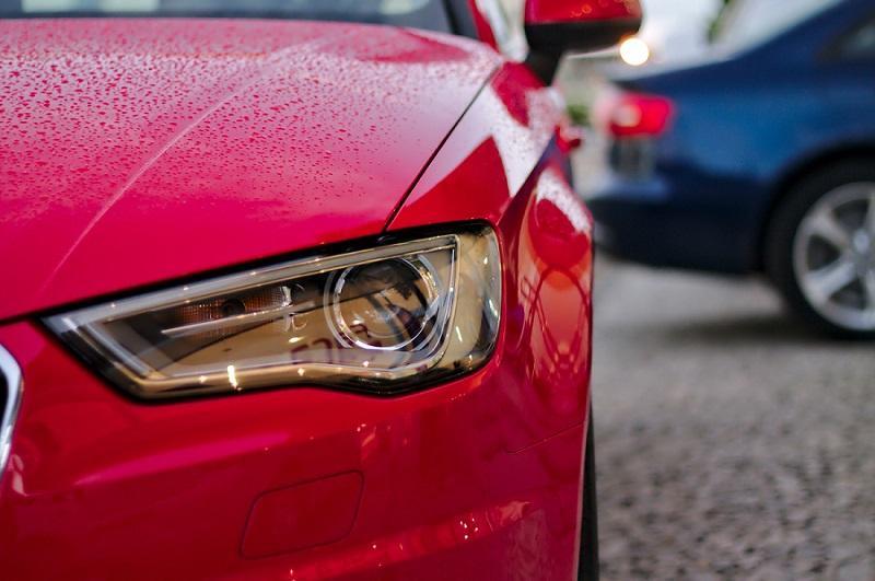 voiture rouge location Martinique