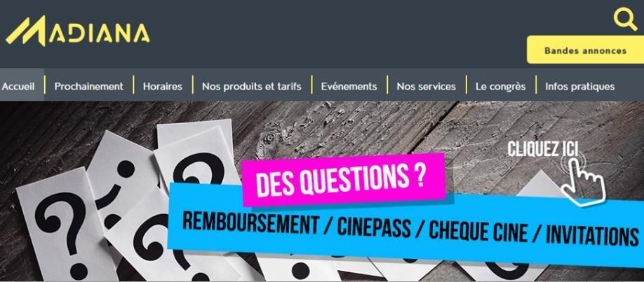 Madiana Martinique Cinéma - Multiplex Cinématographique