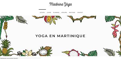 Madinina Yoga - Yoga Martinique
