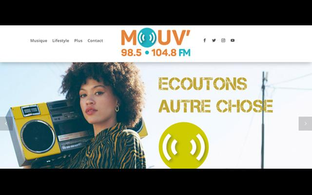 Mouv'FM, la radio underground de la Martinique